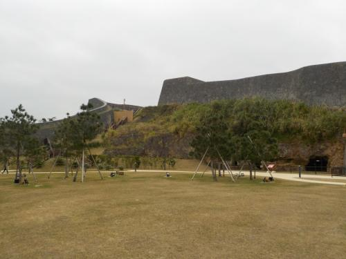 5年ぐらい前にはなかったなぁ、この場所。<br /><br />公園施設としても再整備してありますね。