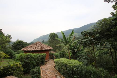 15時頃、やっと本日の宿  マホガニスプリングスに到着です。<br />このホテルもロッジタイプ。<br />ケニア人が経営されているようで、到着時にとてもとても丁寧なwelcomeがありました。<br /><br />アフリカの伝統的な土壁でできた小屋に泊まります。<br />今日は観光の予定がないのでガイドさんと別れて午後はホテルでのんびり