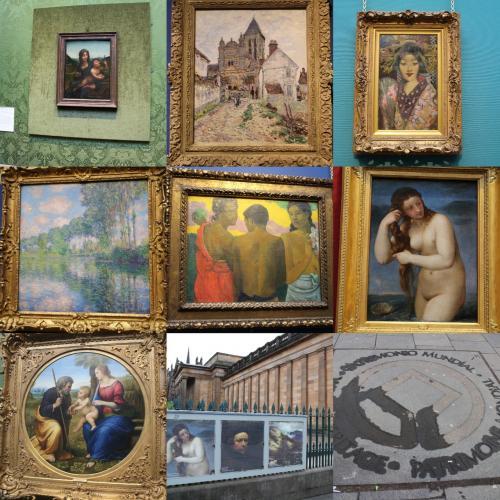 スコットランド美術館