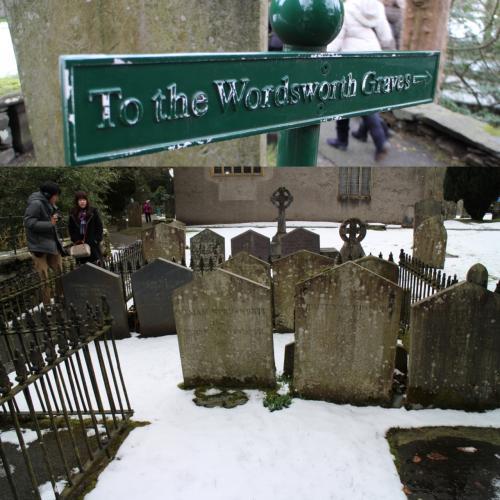 ワーズワースお墓