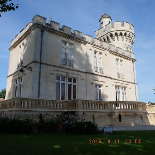 Château Pape Clément <br /><br />実はボルドー地域で一番古くからワインのぶどう栽培をしだしたところだとか。