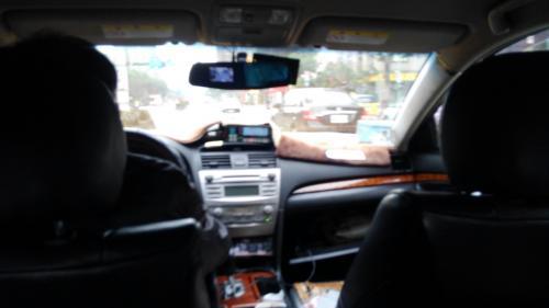 台湾初タクシー