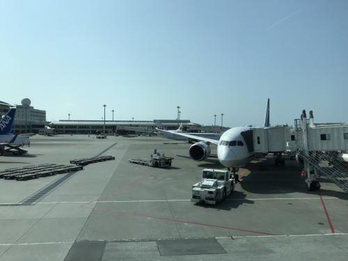 那覇空港です。