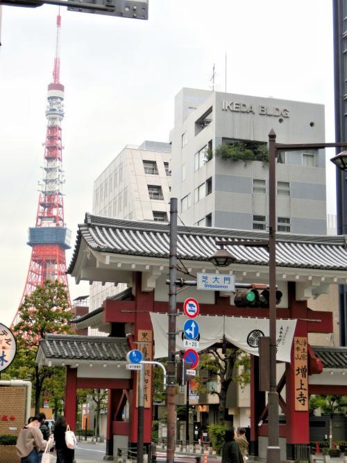 地元から東京タワーまでのアクセスは、<br />浅草線・浅草駅⇔大門駅まで乗車時間たったの16分です!早っ<br />( ▽\*)ヾ(o゚x゚o)ノモウツイタヨー<br /><br />大門駅からは徒歩6分ほどで東京タワーに行けるのだ