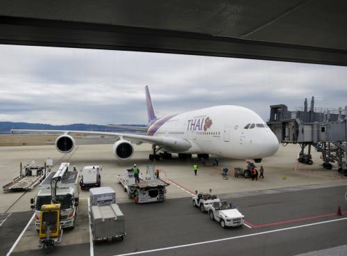 A380。