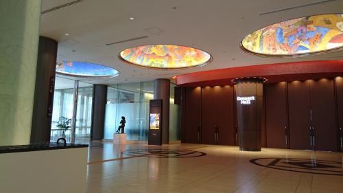 5Fのコンサートホールの入口です。<br />1999席の大ホールです。