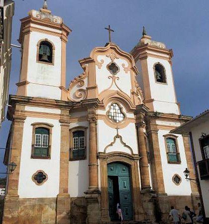 Basilica Menor de Nossa Senhora do Pilar(ノッサ・セニョーラ・ド・ピラール教会)