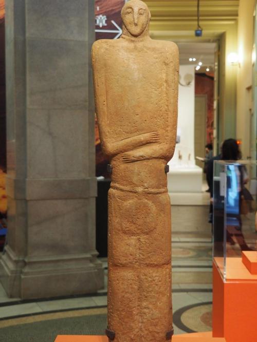 人形石柱<br />ウラー付近<br />BC3500~2500頃