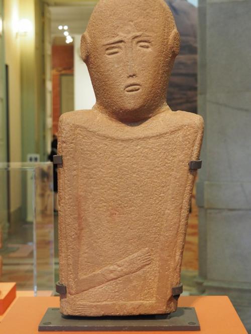 人形石柱<br />カルヤト・アルカァファ(ハーイル)<br />BC3500~2500頃