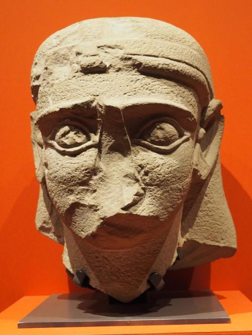 男性頭部<br />タイマー<br />前4世紀~前2世紀頃
