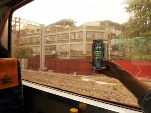 台湾に乾杯!<br />