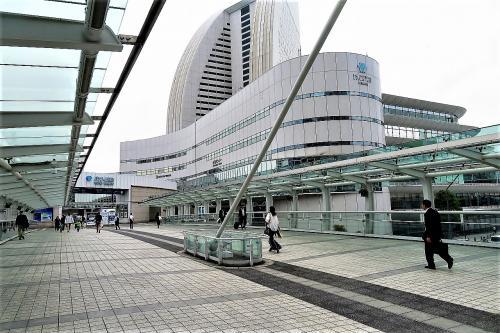 2016年から始まったジャパントラックショーは今回で2回目。<br /><br />前回規模の2倍となり、みなとみらいにあるパシフィコ横浜で開催となりました。