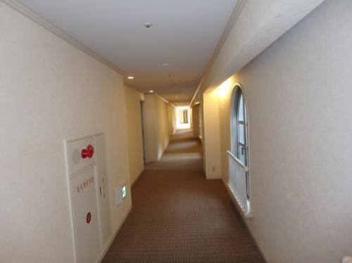 若干狭い廊下・・・・昭和の香り
