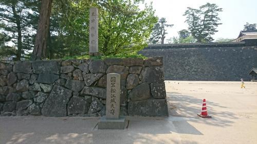 城オタクの私が楽しみにしていた松江城。<br />現存のお城の1つです。