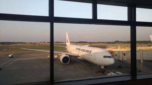 羽田から成田へ移動。<br />GW初日だったけど、思ったより混雑していませんでした。