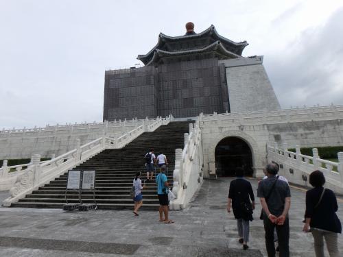 中正紀念堂全景