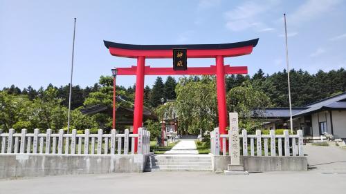 北海道東照宮