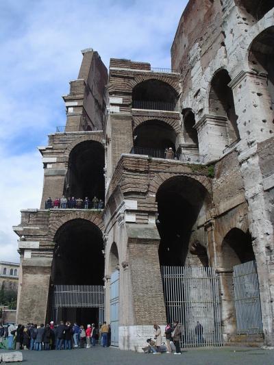 ローマ人すごいなと。