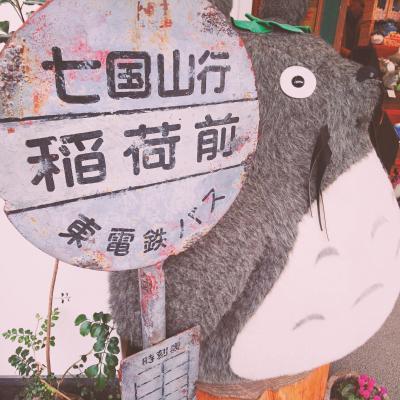 待ちに待った九州への旅行!!なんでもこのエリア、メシがめちゃくちゃうまいらしい。<br />今回の主な行先は、福岡県と大分県。福岡では博多と糸島。大分では湯布院に訪れました。<br /><br />朝10時発の飛行機に乗るため、9時に羽田空港の国内線ターミナルへ。<br /><br />今回の旅のオトモは、いつもとてもとてもお世話になっている相方です。<br />二人で初めての旅行なので、テンションの高まりが抑えられません。(笑)<br />2日前に大ゲンカしたのがウソのようです。(原因は僕です。)<br /><br />最初の行先は、福岡。<br />東京から飛行機で2時間ほど。とっても早いですね。<br /><br />朝ごはんのじゃがりこを食べ(横に座ってたおじさん、その節はボリボリうるさくてごめんなさい)、グーグー寝てたらあっという間に福岡空港に着きました。<br /><br />写真は適当なものがなかったので、個人的に好きなトトロの写真を載せときます。(笑)