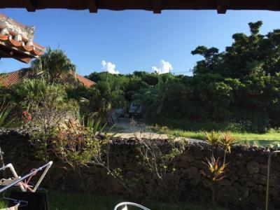 おはようございます^○^<br /><br />いい天気~ <br />部屋からの風景です。<br />