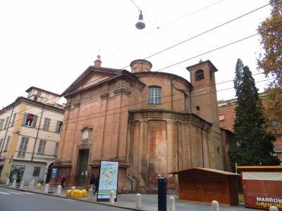 サン・ジョヴァンニ・バッティスタ教会<br />Chiesa di San Giovanni Battista
