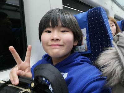 無事に仁川国際空港に到着。<br />空港鉄道A'REXに乗ってソウル駅。