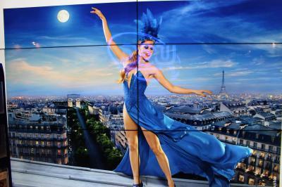 LIDOでパリのキャバレーデビュー♪