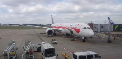 【1日目】ポーランド航空LOTで、成田からワルシャワ経由リトアニアのビリニュスへ。ポーランドのトランジットは2時間ほどあったけど、わりとギリギリ。のんびりモードなので気をつけて。