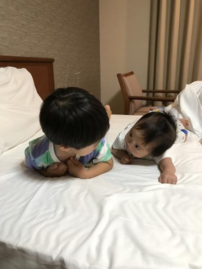 今回の旅行は成田前泊からスタート<br />ホテルマイステイズ成田、コンビニもあって便利