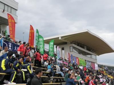 宮城野原公園総合運動場 / 仙台市陸上競技場