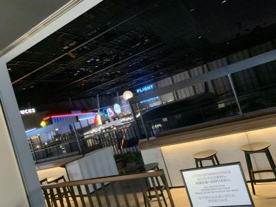 セントレア<br />今回は初めてのターミナル2から出発<br />