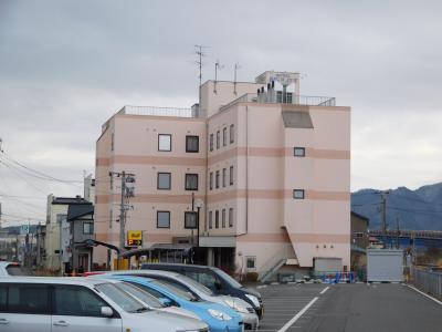 1月18日、仕事が終わるとそのまま岩手県の宮古市に向かう。盛岡駅からバスに乗り換え、宮古駅前に到着したのは深夜23時頃。この日は駅近くのホテルビッグ・ウェーブに泊まる。写真は翌朝撮影。