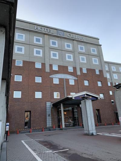 モーターショーを満喫した後は今夜のお宿にチェックイン!<br /><br />8年ぶりのホテルクラビー札幌に宿泊です。