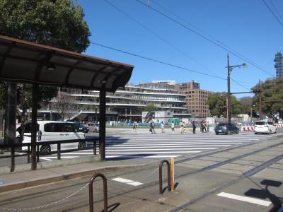 湯らっくすは熊本市の中心からすごく近いところにあります。最近リニューアルされてきれいになった桜町バスターミナルからもR1-5のバスで10分くらいで行くことができます。