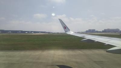 アジア周遊の旅 7日目 午前10:11.HK発浦東行きMU726便は2時間強のフライトの末、無事 浦東国際空港に到着。<br /><br />ここ上海がこの旅の最後の滞在地だ。<br />