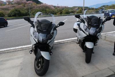 午前中、愛媛県南予地方を出発。<br /><br /> まずは、大洲で同行の橋本さんと合流して石鎚SAまで走ります。久し振り!