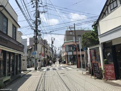鎌倉 御成通り商店街 10:53頃<br /><br />鎌倉駅西口から御成通り商店街を通り、長谷まで歩きます。<br />外出自粛のためか、商店街を歩く人の姿も疎らです。<br />緊急事態宣言の解除によって、お店は、やっと再開した感じですが、<br />訪れる人は僅か。