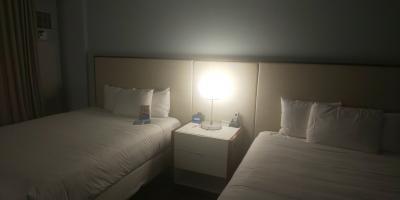 ホテルはハイアットリージェンシー。<br />立地がよくお気に入り。