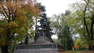 ナポレオン3世の記念碑