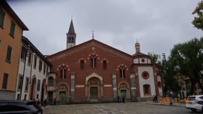 15:19分 サン・テウストルジョ教会到着。<br />