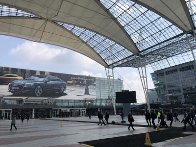 フランツ ヨーゼフ シュトラウス国際空港 (MUC)