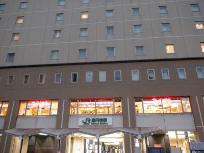 12月2日<br /><br />朝6時過ぎに高円寺駅に来ました。