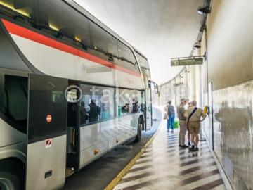 フィレンツェ・バスターミナル