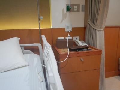 2月5日<br />午後一般病棟に移動。<br /><br />入院する時に持ってきてもらったデイパックの中にカメラが入っていたので、写真を撮ることができた。しかし、バッテリーがあまり残っていなくて、十分に写真が撮れなかった。