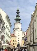 ☆春のプラハでモルダウを~♪.:*ハンガリー・スロバキア・チェコ周遊10日間 vol.20 ☆ユニークで楽しいブラチスラバ街歩き♪