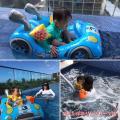 孫、4歳、2歳とジジババ、息子夫婦のハワイ旅。2日目の1。