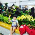 3歳児と行く!100円セールで激安!母子バックパッカーフィリピン8日間の旅#4マニラーソウル ~7日目から父合流編~