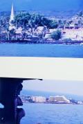ハワイ島・1998/夏-4 サンセット・ディナー・クルーズ ☆Capt.Beans'乗船-飲食-ショー