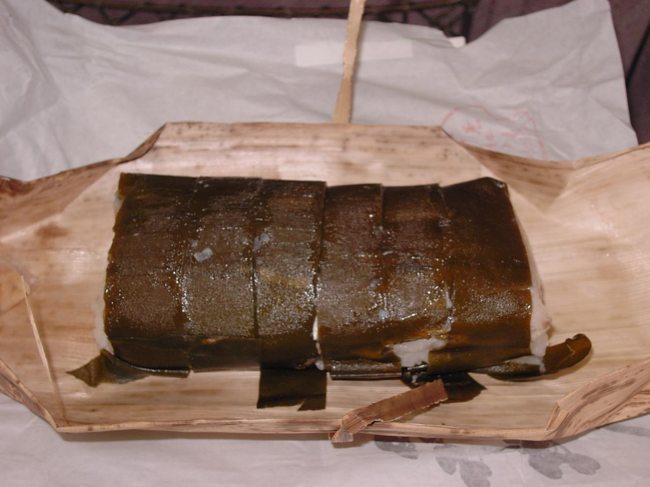 『京都の味?京都の味・・・。(精進料理とすし編)』京都の ...