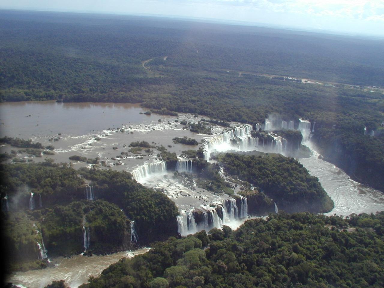 イグアスの滝 - 豊富なアクティビティに参加して、瀑布を堪能